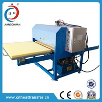 Hydraulic double working postion 47x59 inch harga mesin hot press