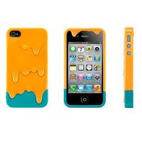 oranger 3D Melt Ice Cream For Apple iPhone 4 4S Skin Protect Hard Case Cover