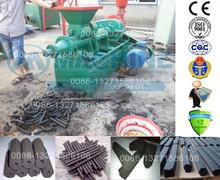 Energy saving economical coal and charcoal extruder machine