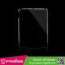 High Quality Ultra Transparent Crystal Case Shell Cover for iPad Air