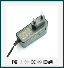 Factory outlet 10W 20V0.5A power ac adapter,for led lighting and home appliance ac dc adaptor