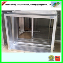 Make Screen Printing Frame with Screen Mesh