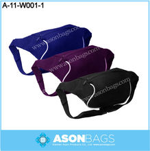Polyester fanny pack / waist bag