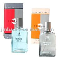 Hot sale the release pure perfume sexy for men and women