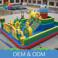 Best Selling Inflatable Jumping Castle New Product Colorful Balloons Inflatable Castle Bouncer