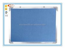 China supply wall mounted corkboard soft board for pin board