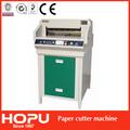 etiqueta engomada hopu plotter de corte del cortador de papel de proveedor de china