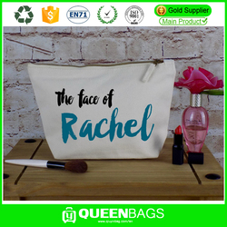 New design high quality fashion cosmetic bag material