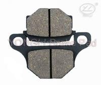 FRONTkevlar brake pads for RIEJU Tango 50 Motard 09-10/Tango 50 (Spoke Wheel) 11/Tango 50 Motard (Cast Wheel) 11