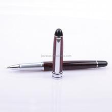 advertising logo engrave gift metal roller pen