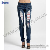 SALCAR imagenes+de+jeans+para+mujeres 09 stock jeans women's tight with holes baggy jeans