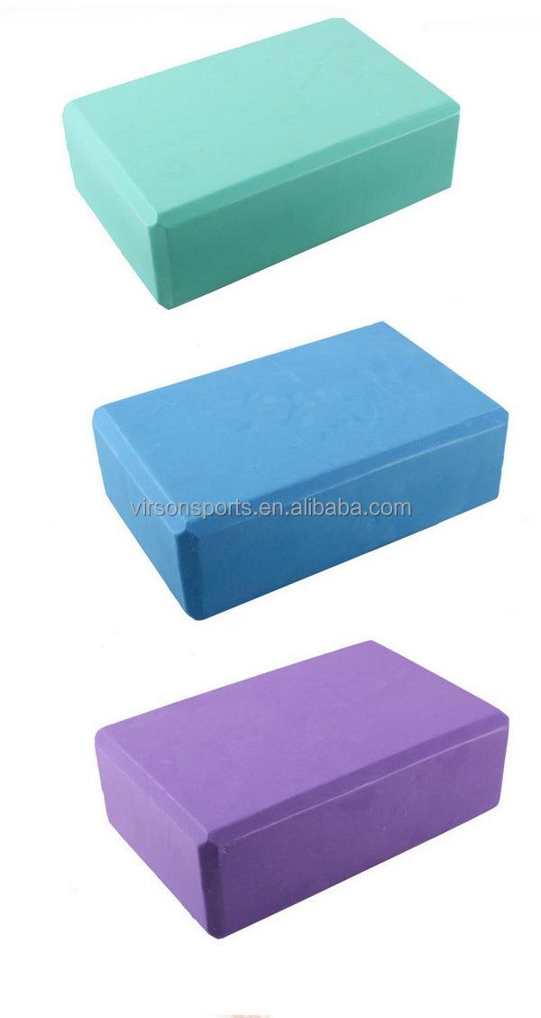 YOGA BLOCKS EVA Foam Yoga Block EVA Foam Yoga Block(xjt)067