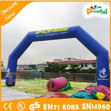 inflatable cheap advertising arch gate