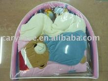 Soft and Cotton baby play mat and gym