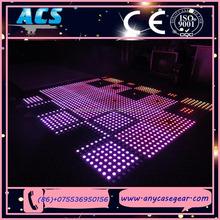 ACS Disco DJ stage HD SMD video DVI control portable digital dance floor