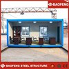 fire proof and rust proof modular rust proof steel structure home plans