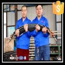 """MZ 1/4"""" Wire braid hydraulic rubber hose"""