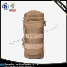 2015 Hot Sale Outdoor Camping Hiking Tactical Military Water Bottle Bag Wholesale