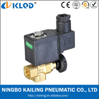 """KLTJ-08 1/4"""" direct acting brass material adjustable steam valve for steam iron"""