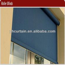 Manual black blackout roller blinds Newly Design 2012