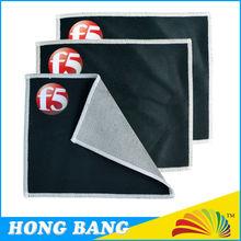HBB568 4C transfer cartoon printing microfiber cleaning cloth