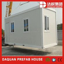 removable container house/40 ft reefer container van in philippines