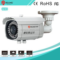 The lowest price NEW arrive low illumination 1.3Mp 3X zoom waterproof Day&Night surveillance AHD bullet camera
