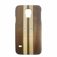100% nature wood cover for Samsung galaxy S5,for samsung S5 solid wooden case, mobile phone case for samsung s5