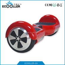 simple operation self balancing electric scooter 2 wheel in stock