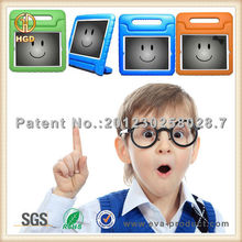 For Shockproof Kids iPad Rubber Case, Handle Cover Case For IPad Mini