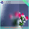 HAOJING Grade A stained glass patternted glass