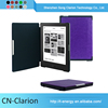 Hot Selling Genuine Leather Smart Case Cover For Kobo Aura Customs Genuine Leather Cheap Mobile Phone Case