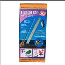 2015 Newest AS SEEN ON TV FISHING ROD IN PEN