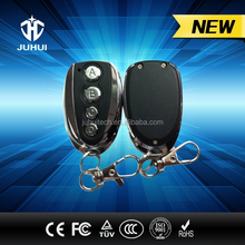 Through the remote control key easily manipulate your car or garage door etc