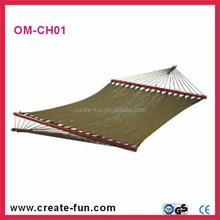 CreateFun Factory hot sale cost price Swing OM-CH01 Promotional furniture Rope Hammock