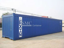 40 open top container