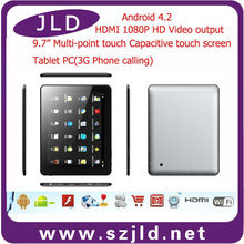 Hot selling fashion 9.7 inch Tablet pc / MID made in China