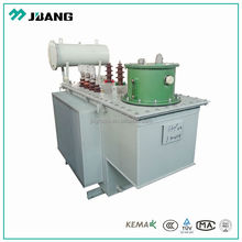 step up 11KV 3 phase oil immersed power transformer 630kva transformer factory price