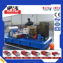 High Pressure equipment for Tank Cleaning Tongjie 258L/M washer system