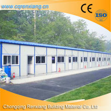 Chinese Economic Easy and Quick Assemble Prefabricated House