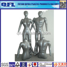 Cheap Inflatable Full Body Upper Body Mannequin For Sale, Manufacturer