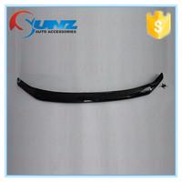 For VOLKSWAGEN AMAROK 2009-2014 Acrylic sheet material amarok 2012 bonnet guard front bud shield guard accessories