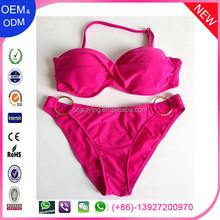 Top Quality Swimwears Triangle Women's Fashion Bikinis