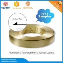 Electric Chorale aluminum strip for Channel Letters