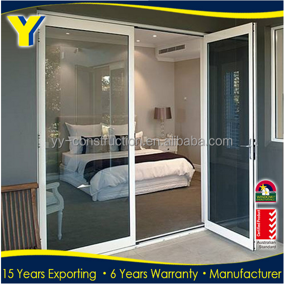 Australian standard double swing french doors exterior for Single swing french doors