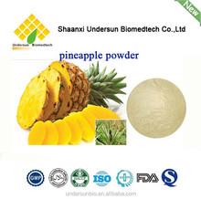100% Water Soluble Natural Food grade bromelain enzyme, 2400gdu/g bromelain