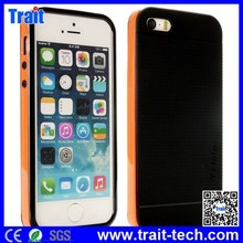 Hot Selling Basketball Pattern Hybrid PC Bumper Back Bulk Case For iphone 5/5S