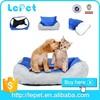 Polyester washable custom dog bed cat and dog