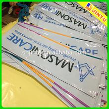 Por encargo de la bandera del PVC PVC vinilo Banner para publicidad