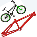 aluminio marco de la bicicleta bmx bicicleta marco